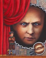 Brian Selznick's The Houdini Box