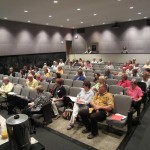 Docent Training Lecture Hall