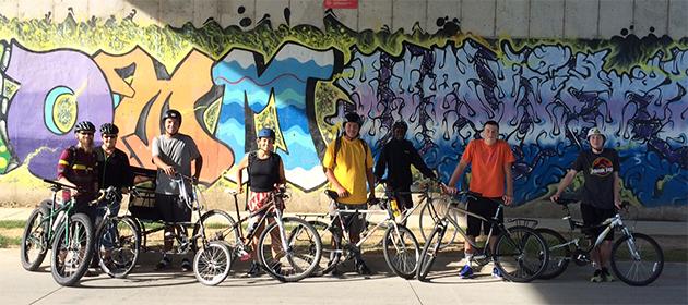Mural ride 1