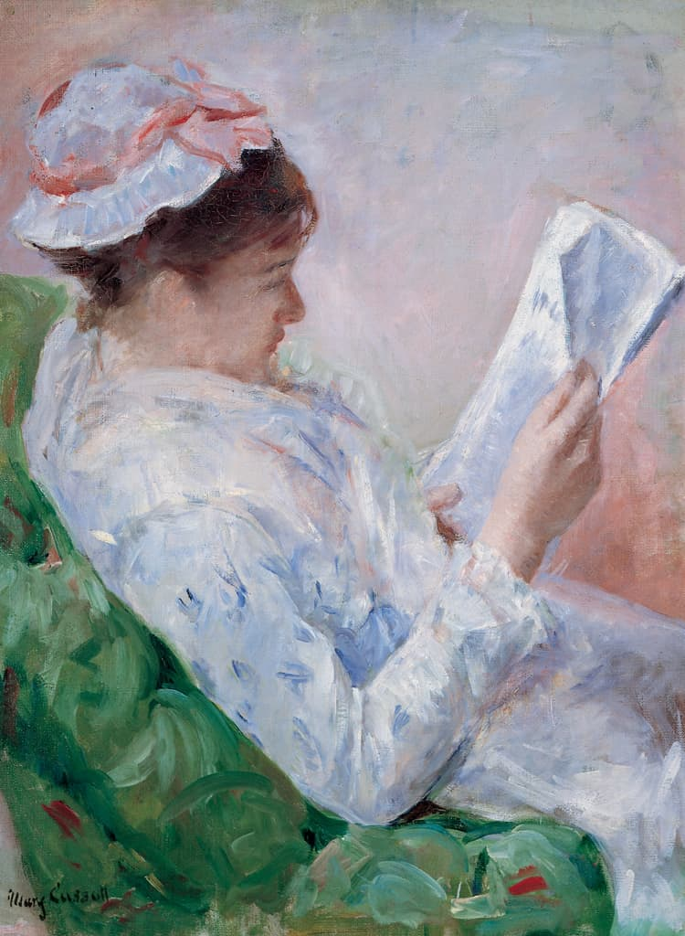 mary cassatt research paper Mary cassatt essaysmary cassatt was a strong and opinionated feminist, as well  as  she wanted to study the masters and copy their paintings in order to learn.