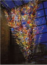 Chihuly: Inside & Out Postcard