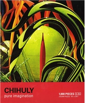 Chihuly Mille Fiori Puzzle