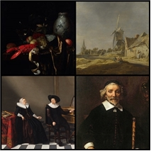 Joslyn's Dutch Golden Age