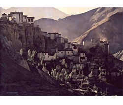 Algerian Landscape I by Kent Bellows