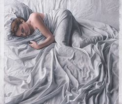 Sarah Sleeping by Kent Bellows