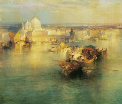 The Pearl of Venice by Thomas Moran