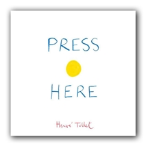 Press Here - Hardcover