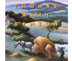 Thomas Hart Benton: Drawing From Life