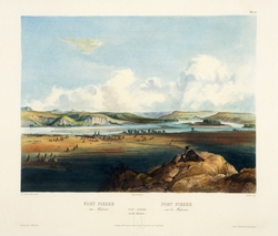 Fort Pierre on the Missouri