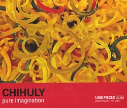 """The Sun"" by Chihuly Puzzle"