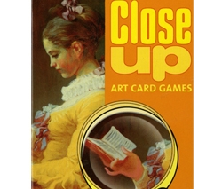 Close Up: Art Card Games