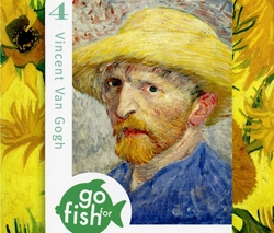 Go Fish for Van Gogh & Friends