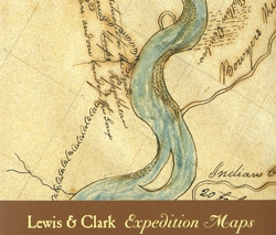 Lewis & Clark Expedition Maps Notecards