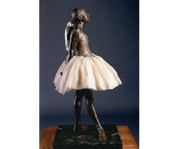 Edgar Degas' Little Dancer, Fourteen Years Old Magnet