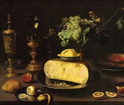 Jacob Van Es' Still Life Poster